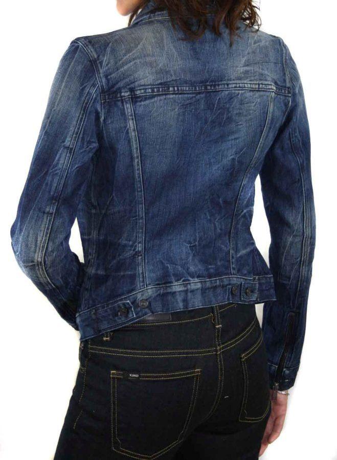 7 for all mankind damen jeansjacke jacke d57 gr xs l ebay. Black Bedroom Furniture Sets. Home Design Ideas