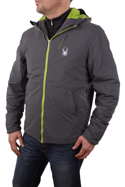 spyder men 39 s winter jacket 153008 069 ski bernese polar xt. Black Bedroom Furniture Sets. Home Design Ideas