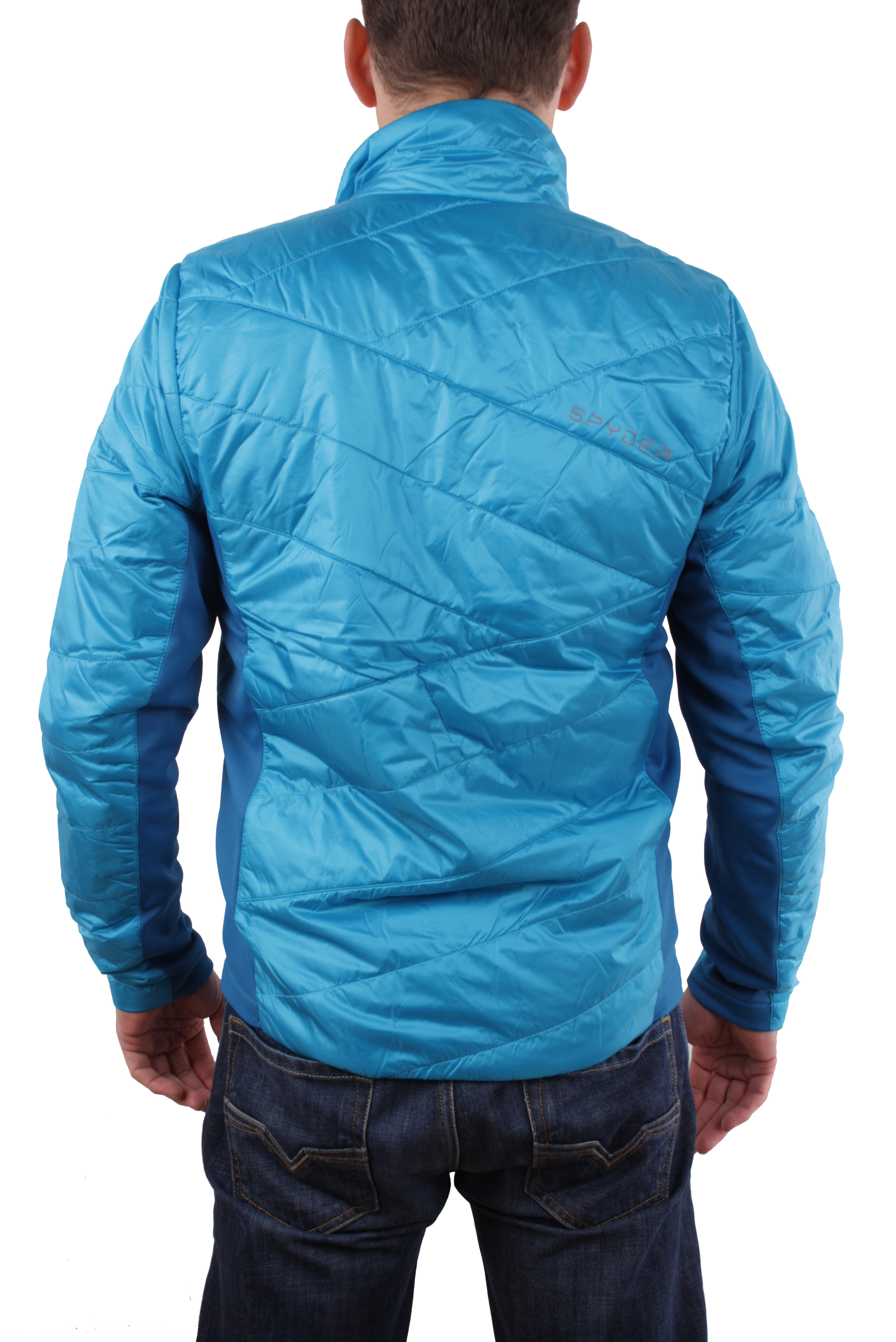 Spyder Men S Functional Jacket Glissade Insulator Jacket