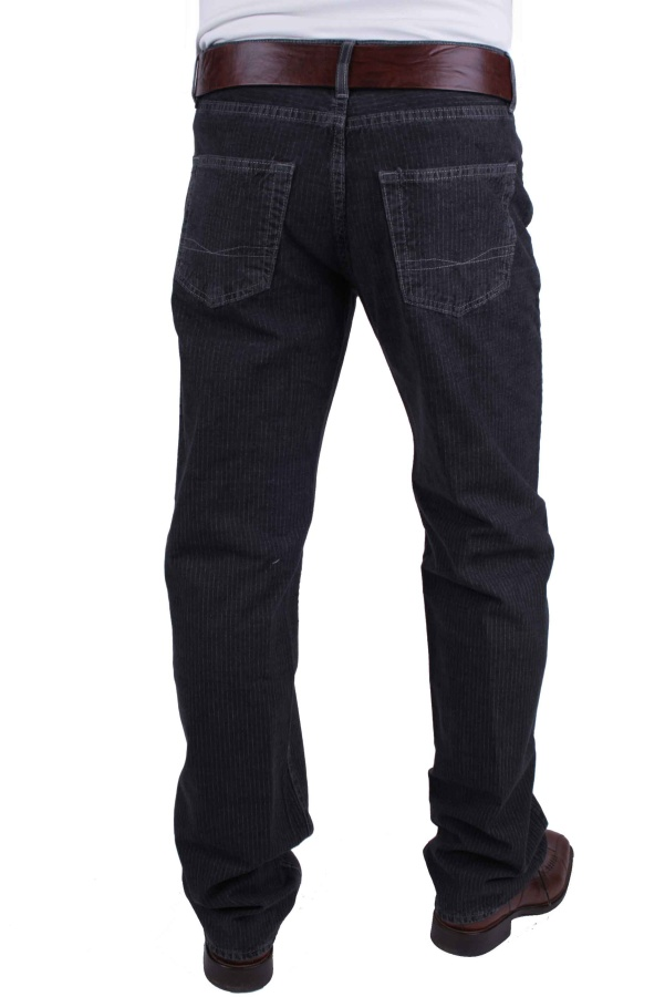 hugo boss mens jeans trousers texas black pinstripes. Black Bedroom Furniture Sets. Home Design Ideas