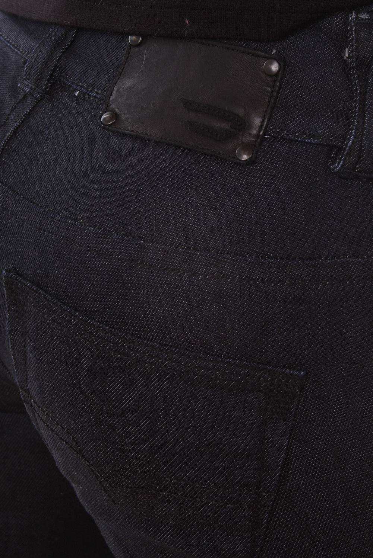 Diesel Damen 7//8 Jeans Hose Skinny Brucke Dunkelblau