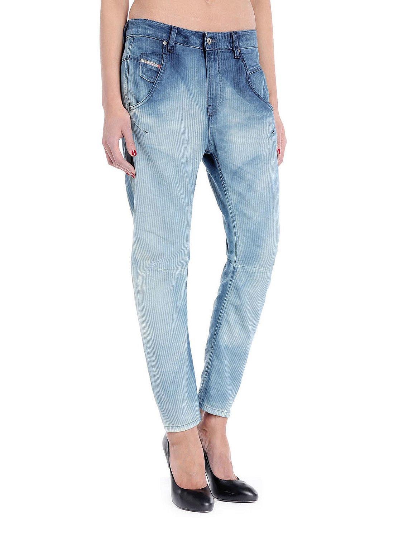 diesel Fayza-NE 0665R ladies of sweat jeans pants boyfriend 1 ... a453368c4ff