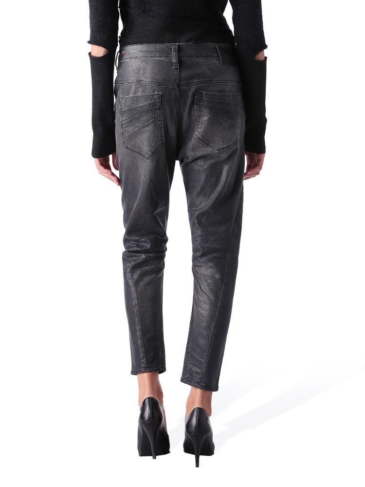 diesel fayza 0846j damen jeans hose boyfriend ebay. Black Bedroom Furniture Sets. Home Design Ideas