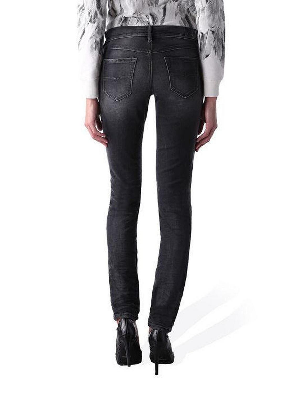 4ea72b542e6b3b ... Diesel Francy 0670I Stretch Damen Jeans Hose Relaxed Skinny 4 ...