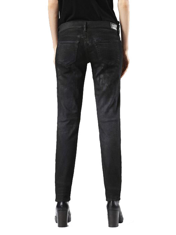 Diesel Damen Grupee RI141 Jeans Hose Skinny Super Slim
