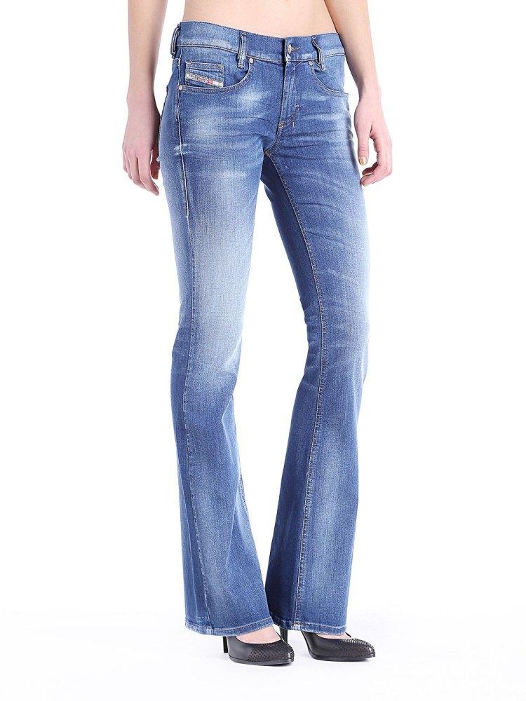 buy popular c8f9e ed09c Slim Diesel 0664S Svasati Louvboot Svasati Diesel Jeans ...