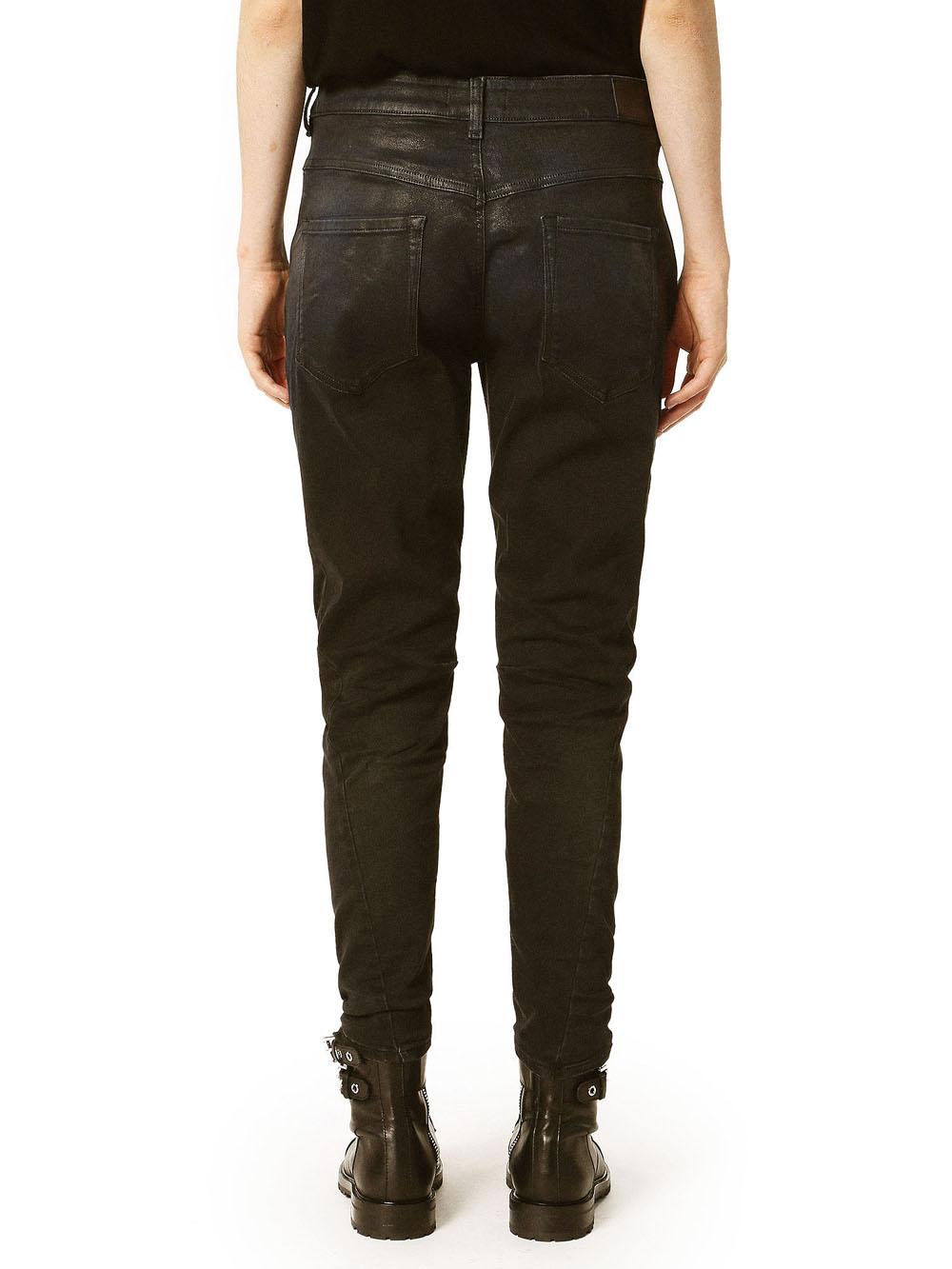 diesel black gold type 147 bg61u fayza damen jeans hose boyfriend ebay. Black Bedroom Furniture Sets. Home Design Ideas