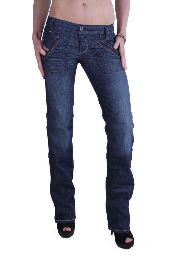 diesel damen jeans junnie 0085h gr 24 w25 11 ebay. Black Bedroom Furniture Sets. Home Design Ideas