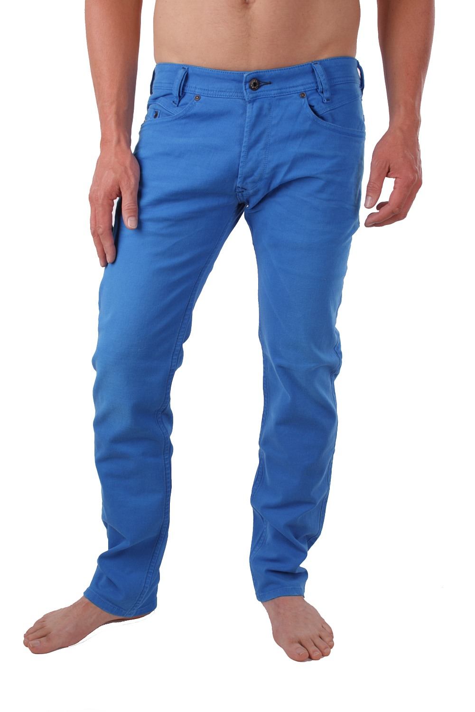diesel herren jeans hose iakop slim stretch 0111d blau ebay. Black Bedroom Furniture Sets. Home Design Ideas