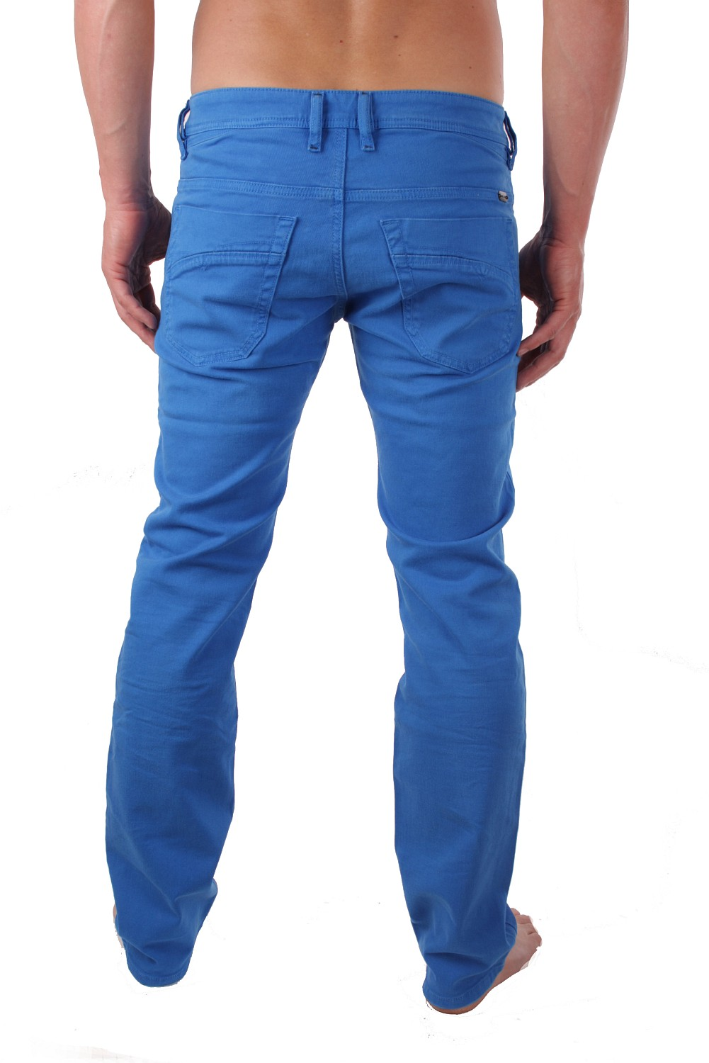 diesel herren jeans hose iakop slim stretch 0111d blau ebay. Black Bedroom Furniture Sets. Home Design Ideas