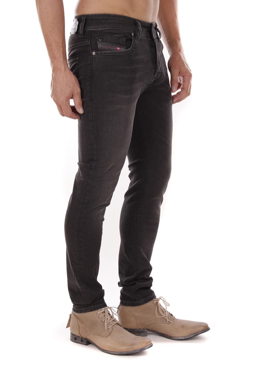 diesel sleenker 0822r stretch herren jeans hose slim. Black Bedroom Furniture Sets. Home Design Ideas