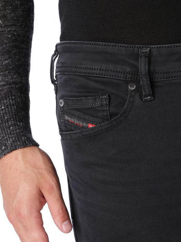 diesel stickker 0844v stretch herren jeans hose super slim skinny ebay. Black Bedroom Furniture Sets. Home Design Ideas
