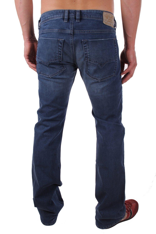 diesel zatiny 0rn18 stretch herren jeans hose regular bootcut ebay. Black Bedroom Furniture Sets. Home Design Ideas