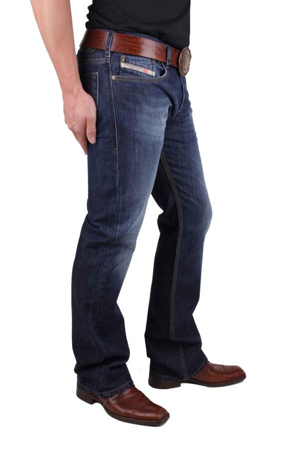 diesel herren jeans hose zatiny 0823g regular bootcut w30 l34. Black Bedroom Furniture Sets. Home Design Ideas