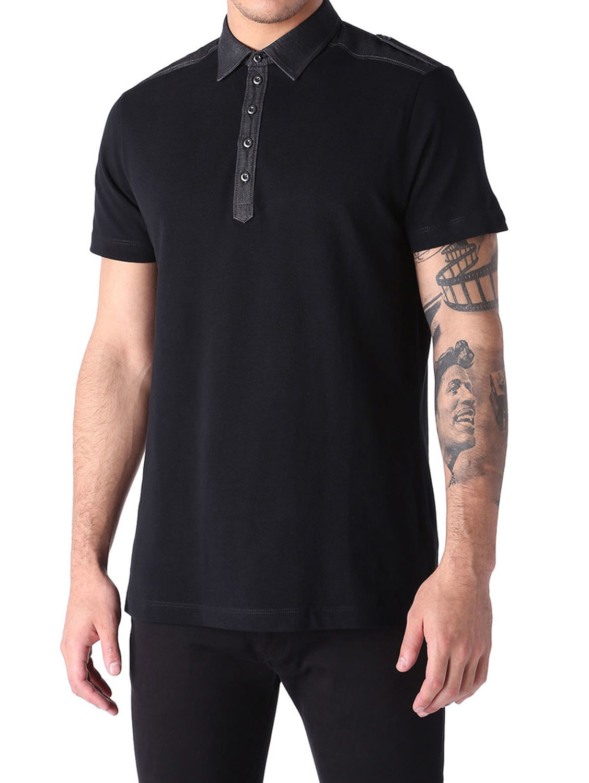 diesel t angie chemise t shirt pour hommes polo shirt manches courtes ebay. Black Bedroom Furniture Sets. Home Design Ideas