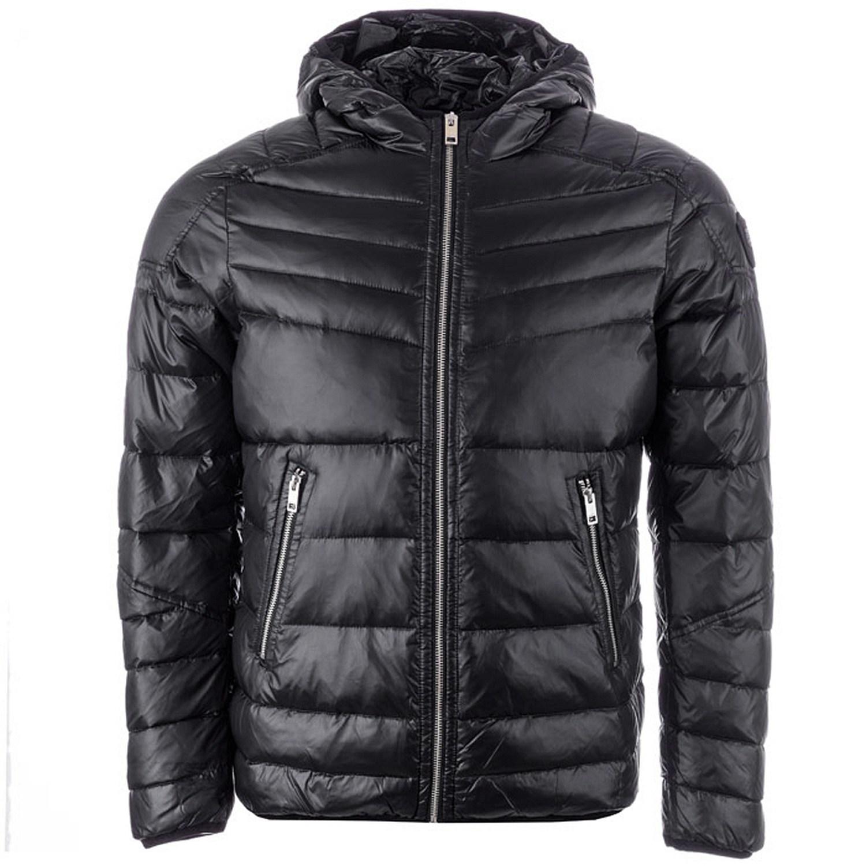 diesel r azumi 900 giacca herren jacke daunenjacke schwarz ebay. Black Bedroom Furniture Sets. Home Design Ideas