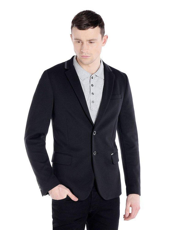 diesel j daniel giacca herren jacke blazer schwarz ebay. Black Bedroom Furniture Sets. Home Design Ideas