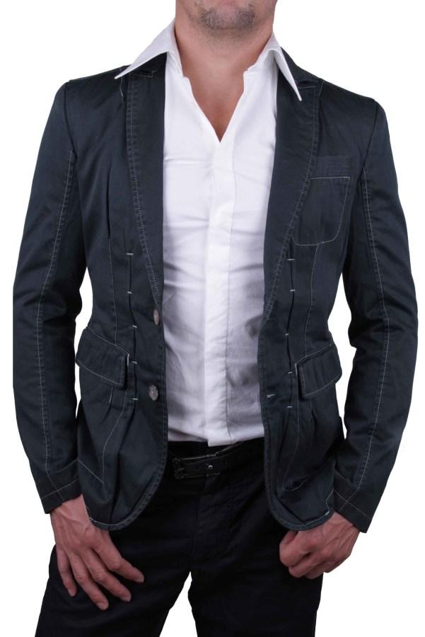 diesel herren jacke jacket jamont dunkelgr n gr s xl. Black Bedroom Furniture Sets. Home Design Ideas