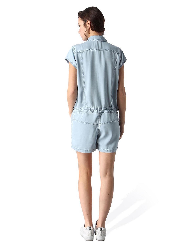huge selection of 806ba b774f TUTA Blau Jumpsuit Overall Overall Jeans Jeans DE-SADE ...