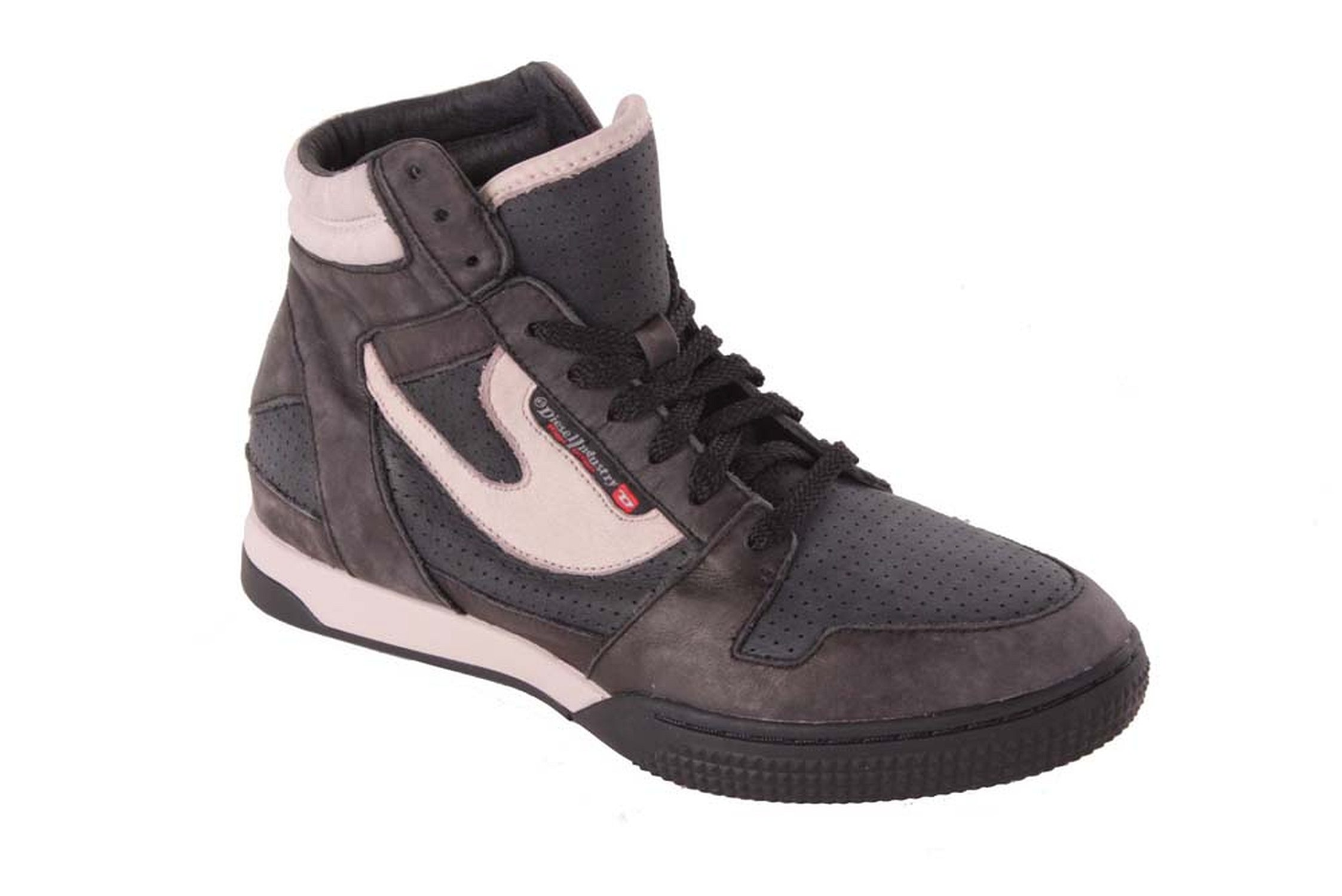 Diesel Women's Sneakers Boots Shoes s-Boxellen Grey #140 ...