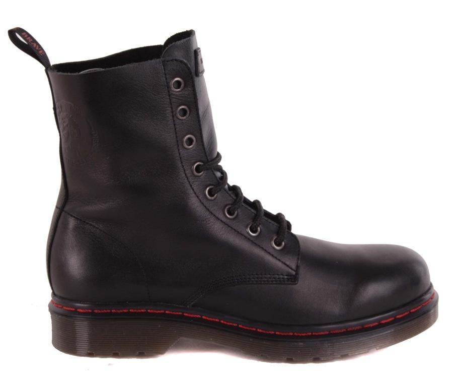 diesel damen boots stiefel stiefeletten schwarz 30 ebay. Black Bedroom Furniture Sets. Home Design Ideas