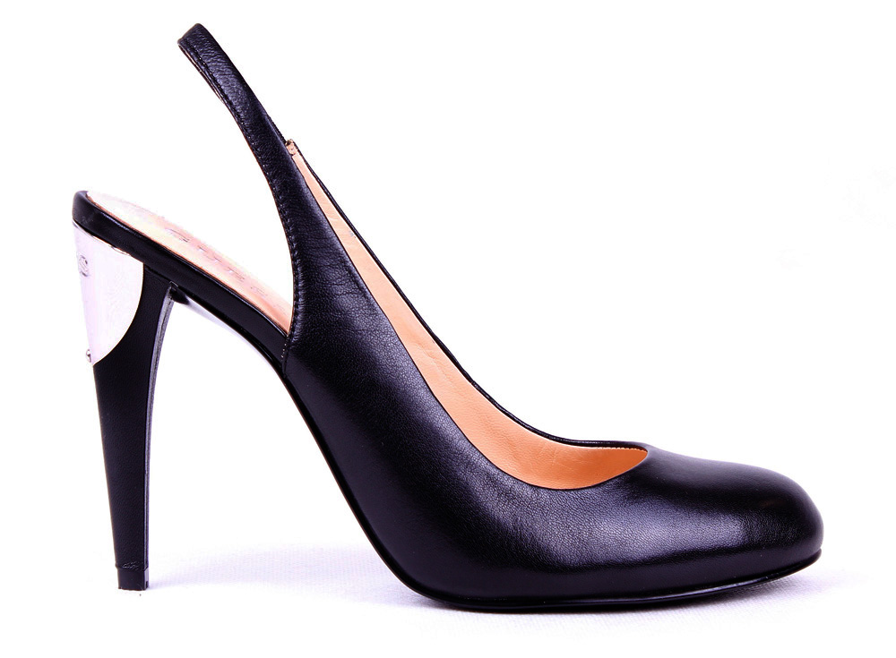 guess strappy pumps shoes high heels black uk 3 4 437