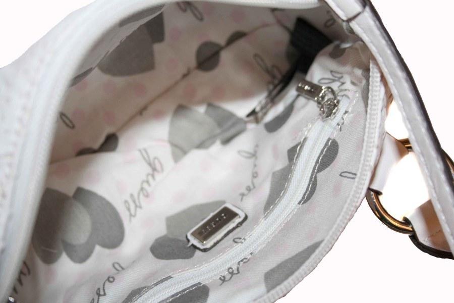 guess handtasche g rteltasche tasche klein wei 468 ebay. Black Bedroom Furniture Sets. Home Design Ideas