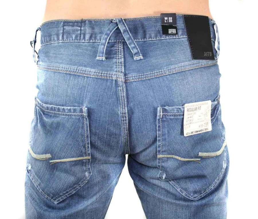 jack jones herren jeans gate one bb 158 w31 38. Black Bedroom Furniture Sets. Home Design Ideas