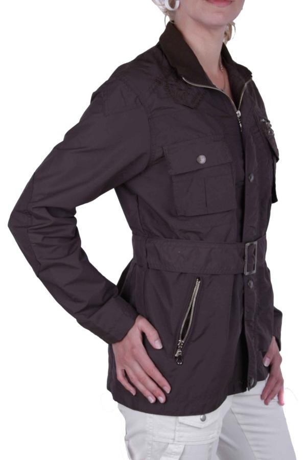 la martina women 39 s jacket brown size l ebay. Black Bedroom Furniture Sets. Home Design Ideas