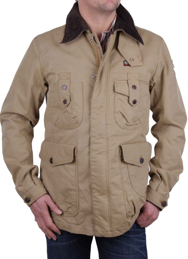 napapijri herren jacke parka beige gr s xxl rif44 ebay. Black Bedroom Furniture Sets. Home Design Ideas