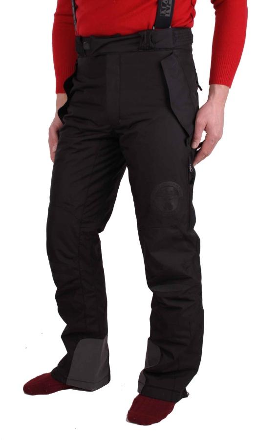 96e49920207 Neige de ski Napapijri masculine pantalon pantalon noir d embarquement   10  000 mmH 2 ...