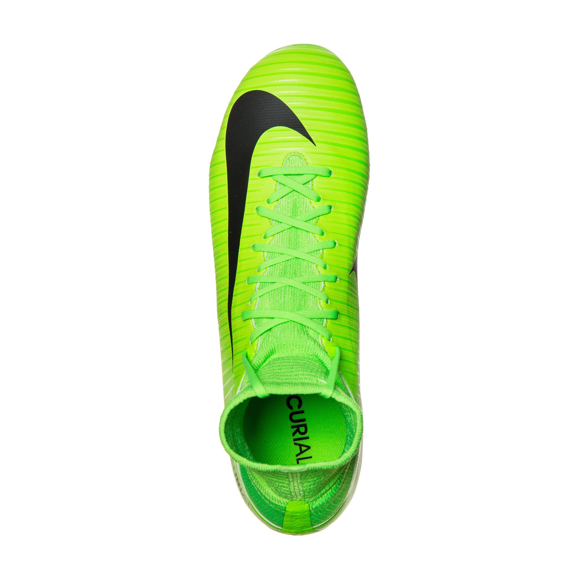 Nike Kinder Fussballschuhe Mercurial Superfly V FG 831943 ...