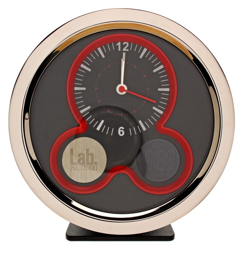 Pal zileri orologio da tavolo sveglia 5 ebay - Orologio digitale da tavolo ...