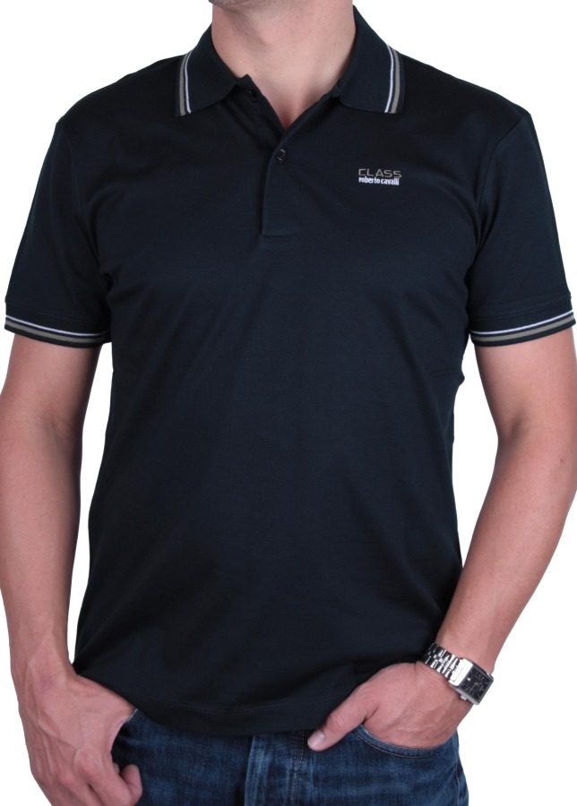 Roberto cavalli mens polo shirt polo many colours and for Polo shirts tall sizes
